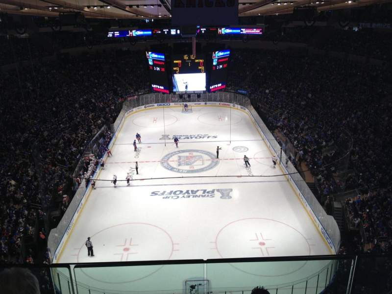 New York Rangers Wallpaper Iphone 6 Madison Square Garden Section West Balcony 17 Row Bs3