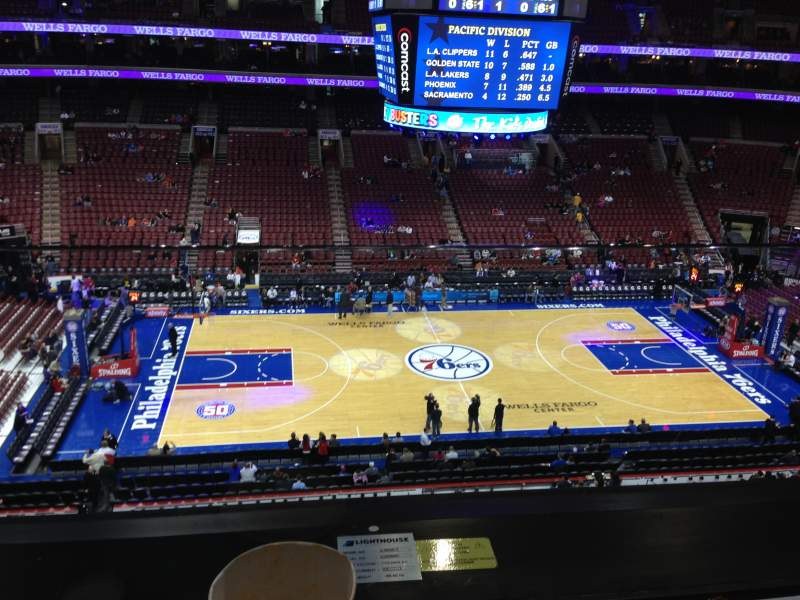 Philadelphia 76ers Iphone Wallpaper Wells Fargo Center Section Suite 5 Row 1 Seat 5