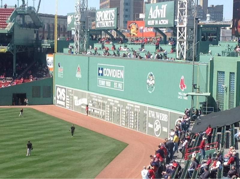 Green Day Iphone 5 Wallpaper Fenway Park Section Bleacher 42 Home Of Boston Red Sox