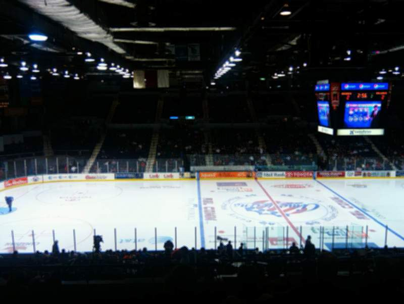 Blue Cross Arena home of Rochester Americans Rochester Knighthawks Rochester Lancers