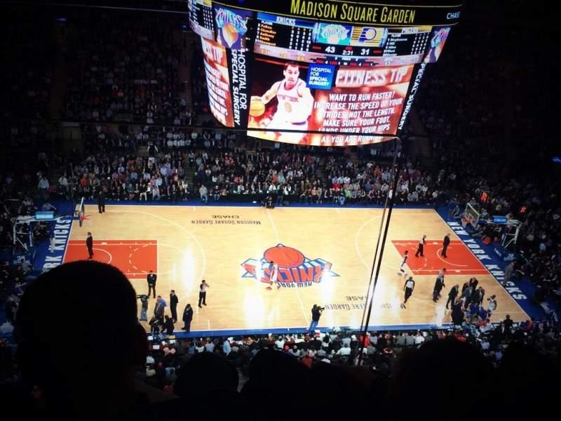 Philadelphia 76ers Iphone Wallpaper Madison Square Garden Section 312 Row 2 Seat 18 New