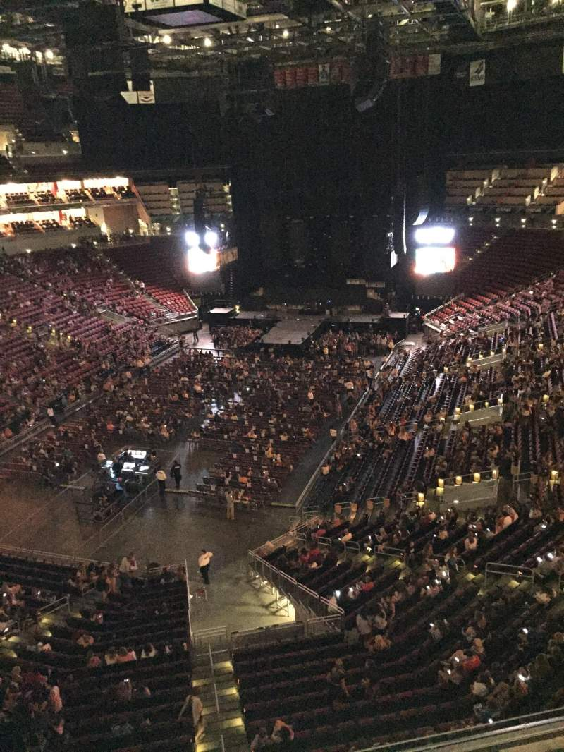 Fall Out Boy Wallpaper Android Kfc Yum Center Section 313 Row A Seat 11 Shared