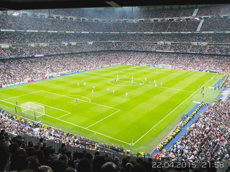 Real Madrid Wallpaper Iphone X Santiago Bernab 233 U Stadium Home Of Real Madrid Spain