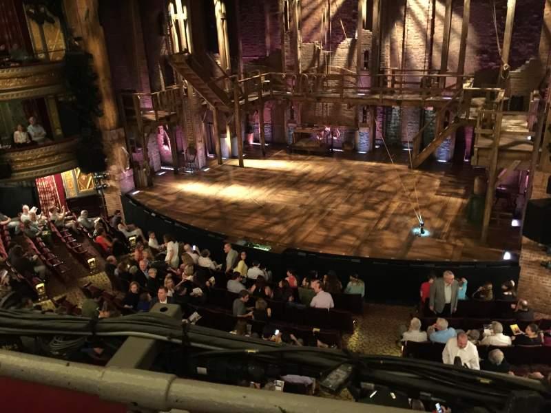 Richard Rodgers Theater Hamilton Seating Chart Wallseatco