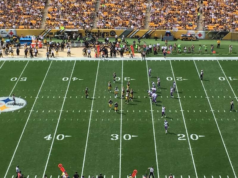 Pittsburgh Steelers Iphone Wallpaper Heinz Field Interactive Football Seating Chart