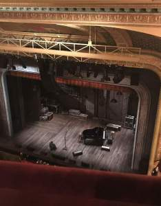 Walter kerr theatre section balcony right also seat view reviews from rh aviewfrommyseat
