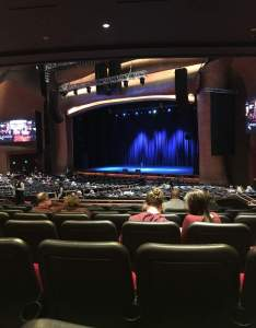 also the grand theater at foxwoods rh aviewfrommyseat