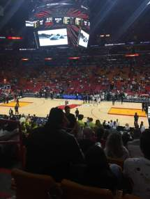 American Airlines Arena Home Of Miami Heat