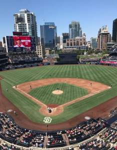 also petco park home of san diego padres rh aviewfrommyseat