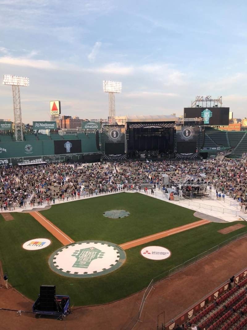 Red Sox Wallpaper Iphone X Fenway Park Interactive Concert Seating Chart
