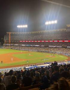 also dodger stadium interactive baseball seating chart rh aviewfrommyseat