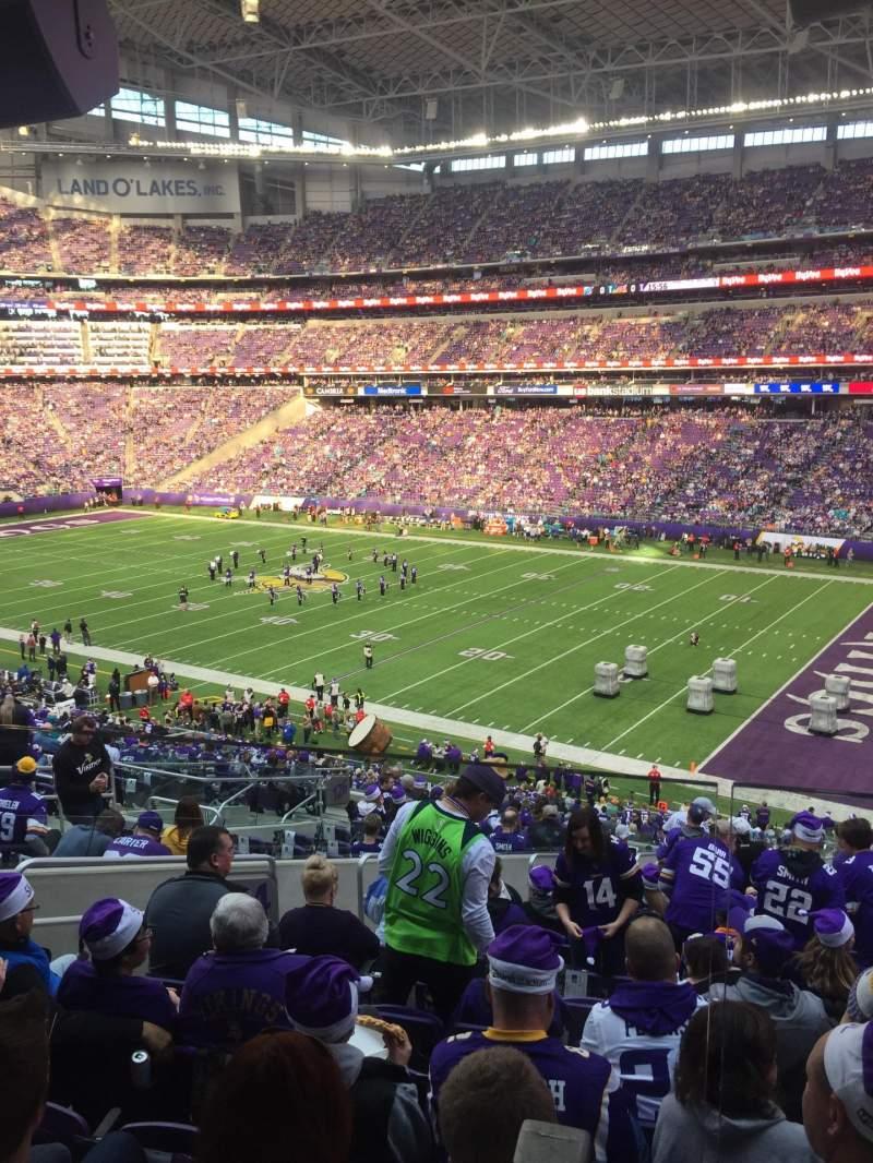 Minnesota Vikings Iphone Wallpaper U S Bank Stadium Interactive Football Seating Chart