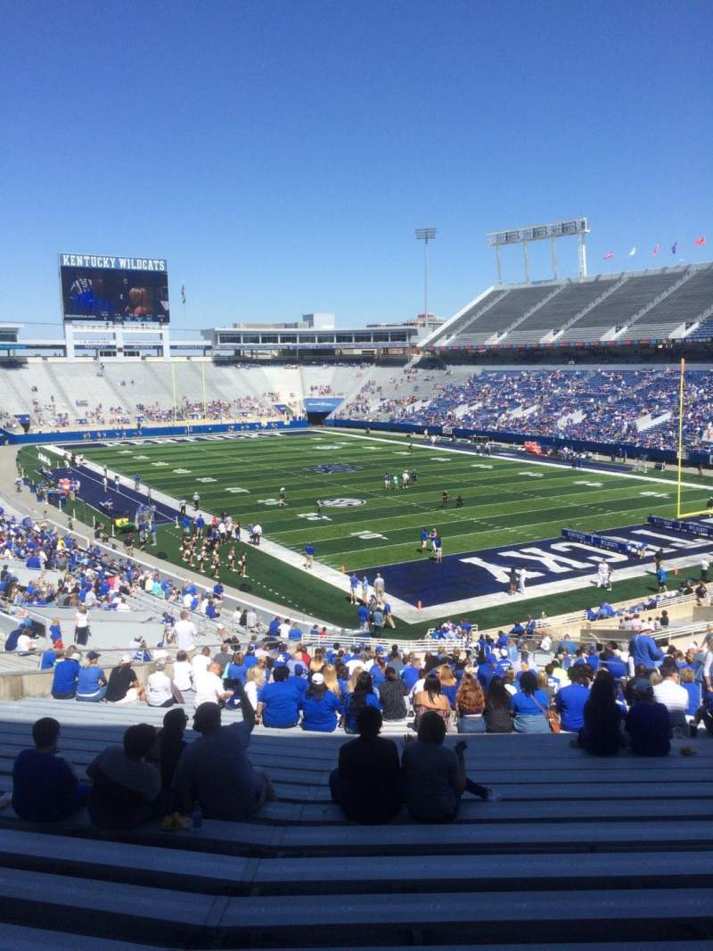 Photos At Kroger Field That Are Student Section