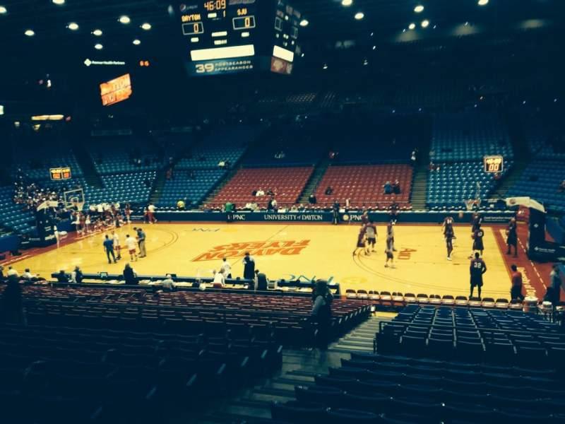 University Of Dayton Arena Seating Chart Wallseatco