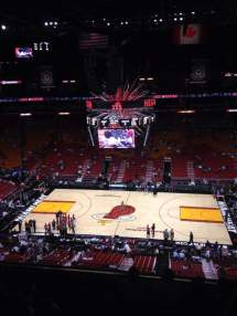 American Airlines Arena Level 5 300 Home Of Miami