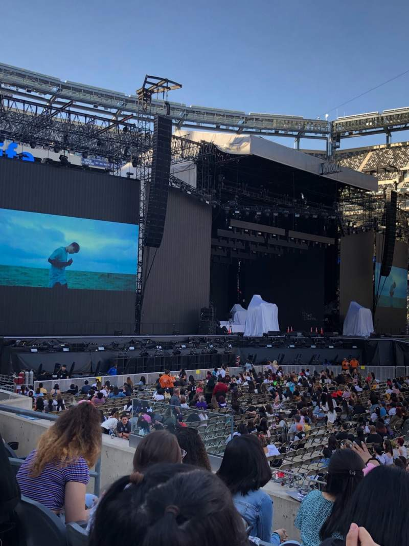 Metlife Bts Seating Chart : metlife, seating, chart, MetLife, Stadium,, Section, Tour:, World, Yourself:, Speak, Yourself,, Shared, Feelinpapal