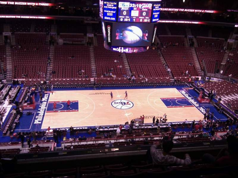 Sixers Iphone Wallpaper Wells Fargo Center Section 224 Home Of Philadelphia