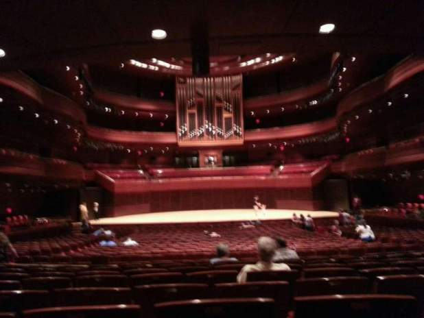 Verizon Hall At The Kimmel Center Section Orch Row H Seat
