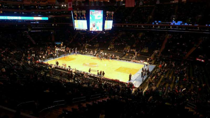 Knicks Iphone Wallpaper Madison Square Garden Section 213 Home Of New York