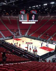also viejas arena interactive seating chart rh aviewfrommyseat