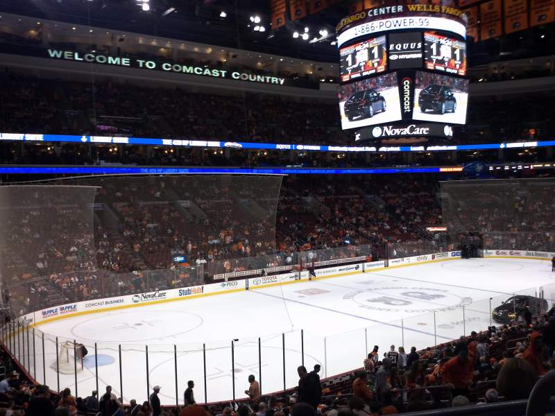 Flyers Iphone Wallpaper Wells Fargo Center Section Club Box 10 Home Of