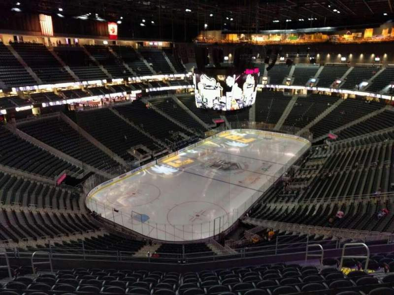 Colorado Avalanche Iphone Wallpaper T Mobile Arena Section 217 Row L Seat 10 Los Angeles