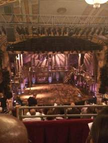 Richard Rodgers Theatre Interactive Seating Chart Year Of