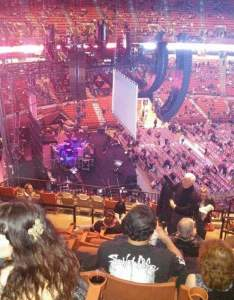 also is on the aisle at frank erwin center rh aviewfrommyseat