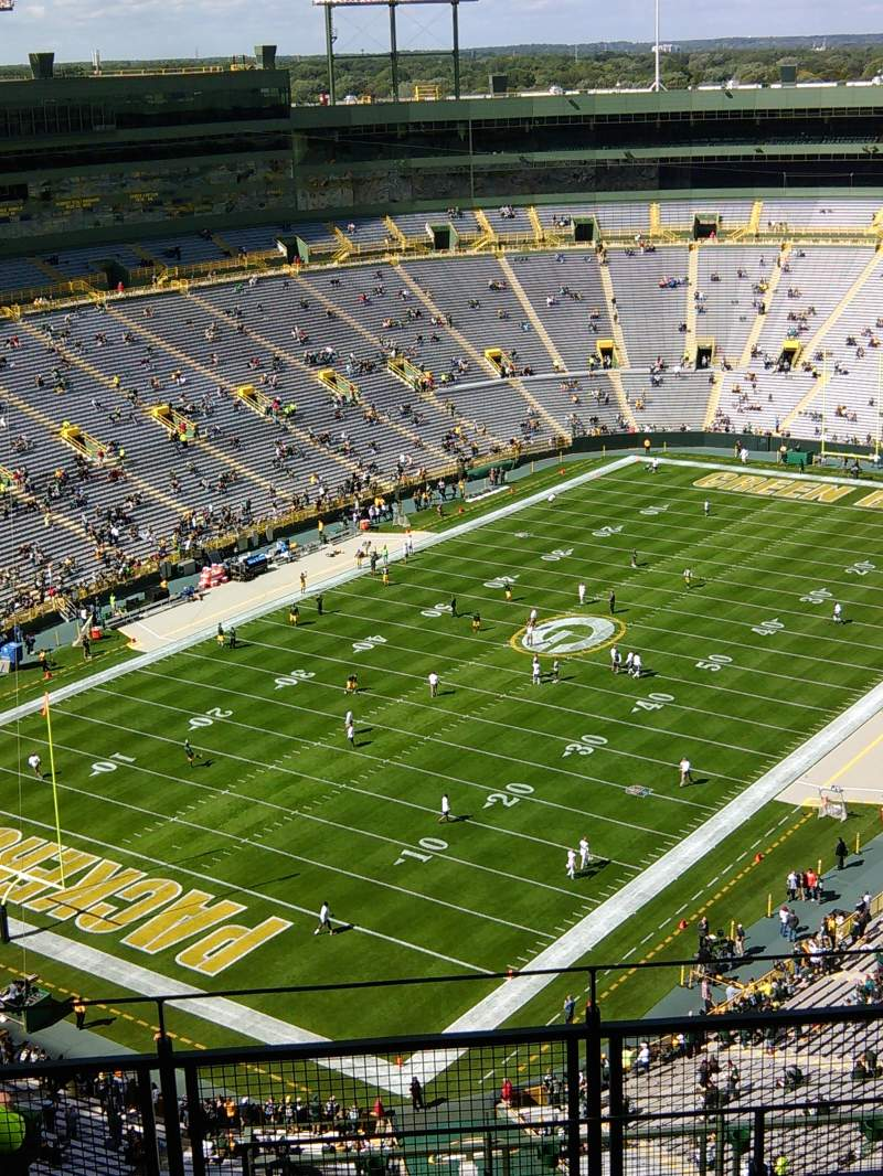 Green Bay Packers Iphone X Wallpaper Lambeau Field Section 737s Row 12 Seat 1 Green Bay