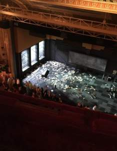 Walter kerr theatre section balcony also seat view reviews from rh aviewfrommyseat