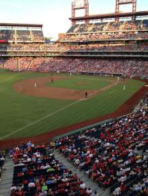Citizens Bank Park Virtual Seating Chart Year Of Clean Water