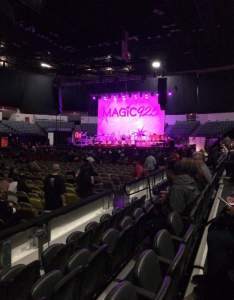 Seating view for valley casino center section ll row seat also shared by rh aviewfrommyseat
