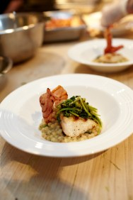 James Beard House: Grilled Cobia