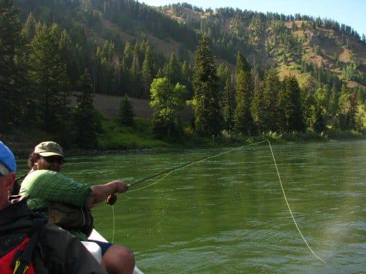Snake River Anglers Trip