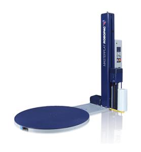 Паллетообмотчик robopac-masterplat