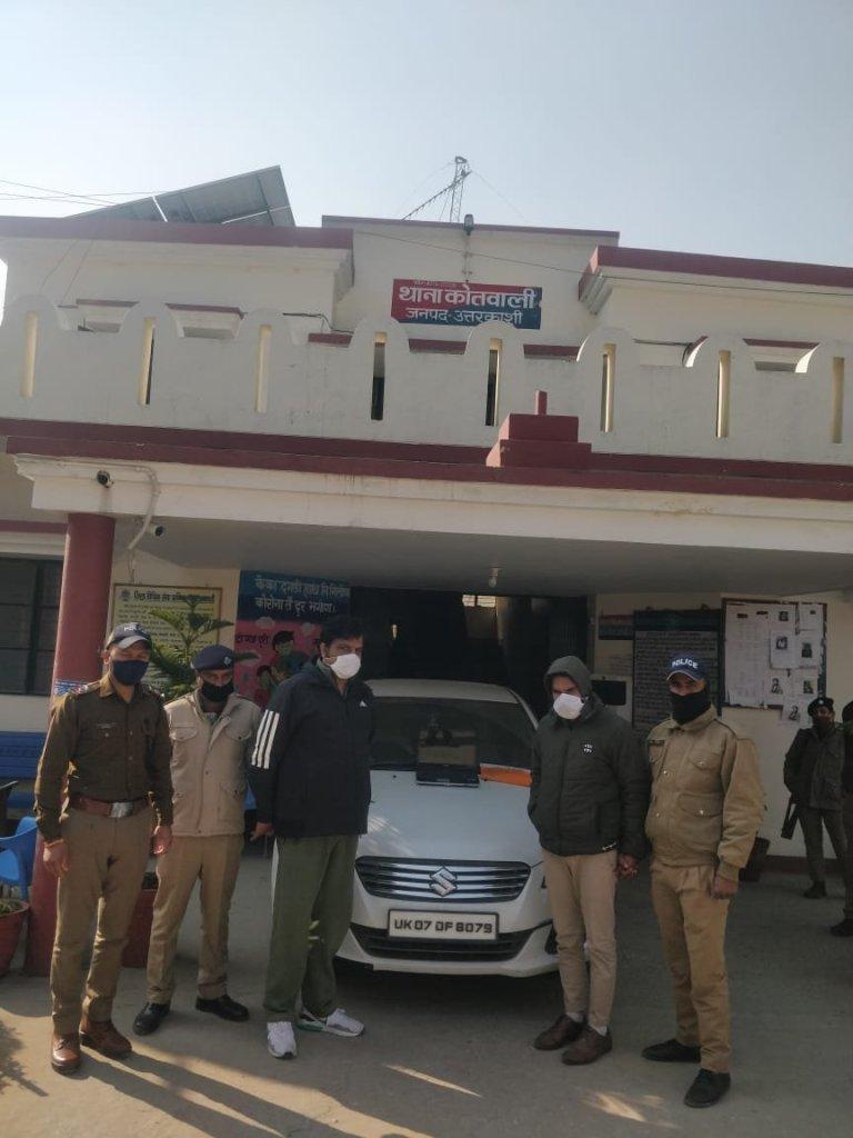 Uttarakhand crime