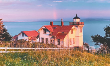 Have You Visited<BR> the Point San Luis Light Station?