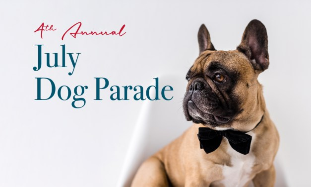 4th Annual July Doggie Parade
