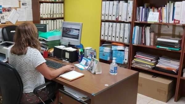 Oficina de Espávila.