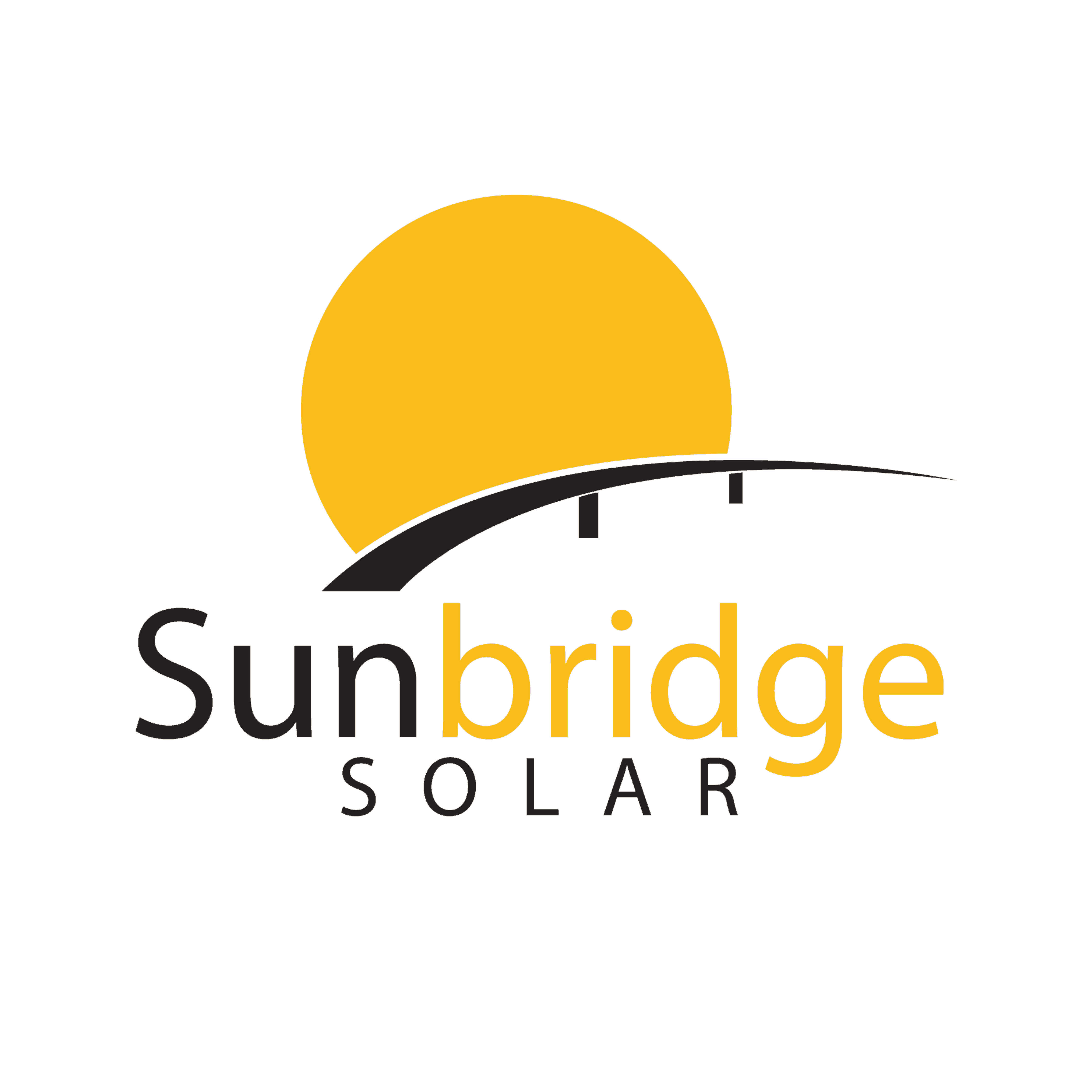 Sunbridge Solar of Washington state logo