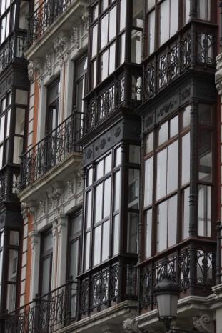 Calle San Francisco (Galerías)