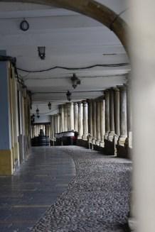 Calle de Galiana (soportales)