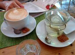 Café Carrots & Coffee veganes Frühstück
