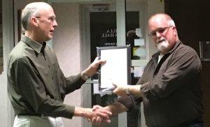 Paul Shepherd and Bill Ley