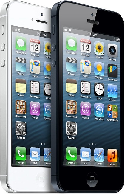 What's new in iPhone 5 compared to iPhone 4S 1