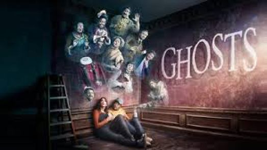 Cast and characters in the BBC comedy Ghosts