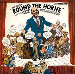 CD of the Best of Round The Horne