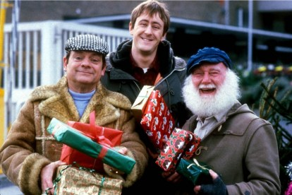 FOnly Fools and Horses Christmas specials available on Britbox