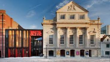 Bristol Old Vic reopening on Saturday