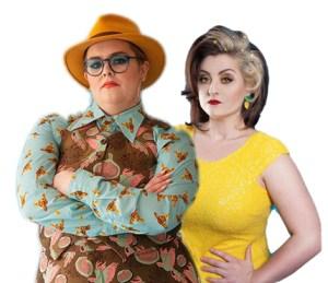 Jade Adams and Kiri Pritchard McClean in new Radio 4 stand-up series